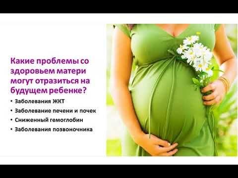 Планируем здорового ребенка  Врач педиатр Стоян А Г