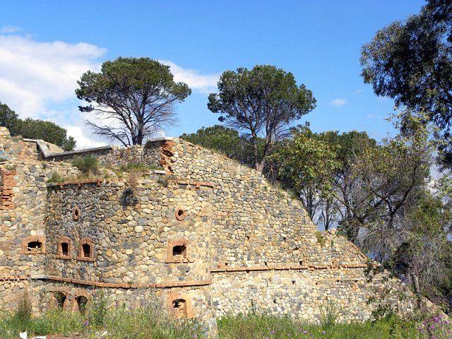 Reggio Calabria (fortini di Pentimele)
