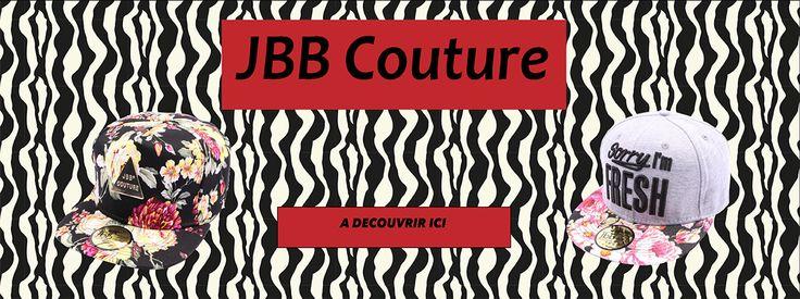 La marque JBB couture des casquettes #snapback à découvrir d'urgence