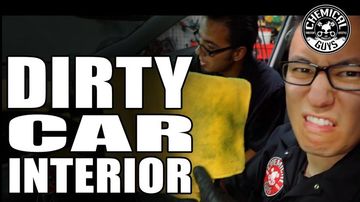 How To Clean A Very Dirty Car Interior - Chemical Guys Car Detailing