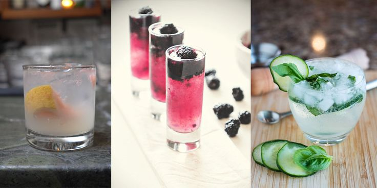 14 cocktails every gin lover should know. Because a simple gin and tonic doesn't always cut it.