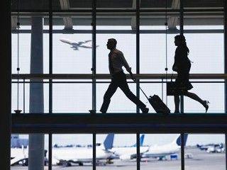 Резултат слика за business traveler routine clipart