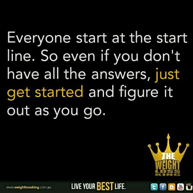Page 357 of 365 - Just get started.