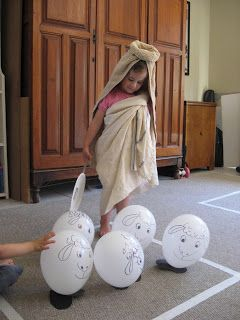 ...Joyful Mama's Place...: Play and Learn with Mama - Week 1: Psalm 23
