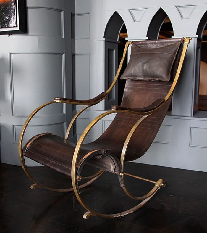 I know it 39 s steampunk of me but this is so lovely for Steam punk chair