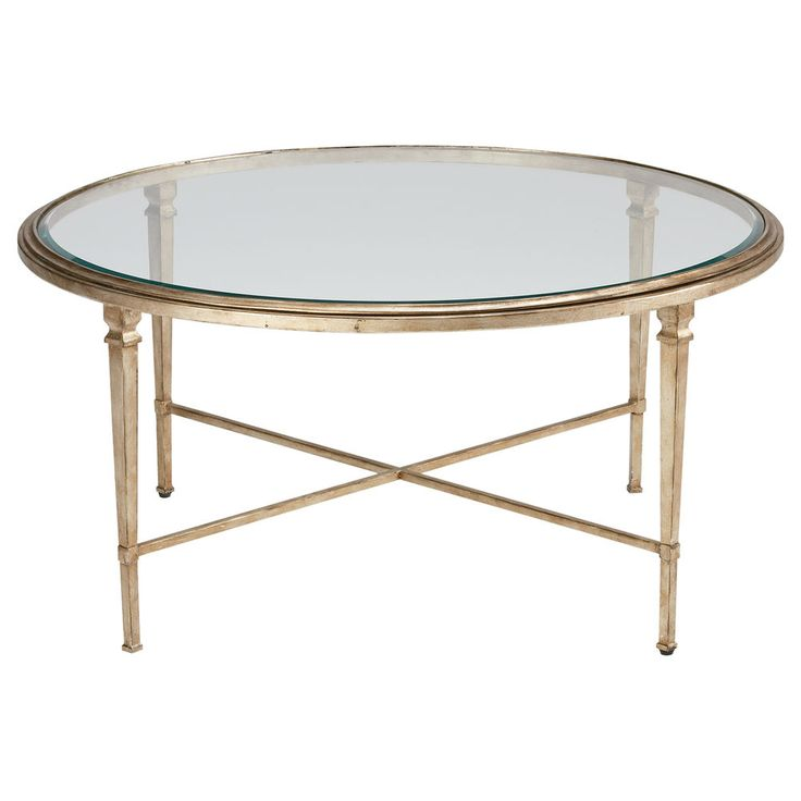 Round Heron Coffee Table   Ethan Allen US