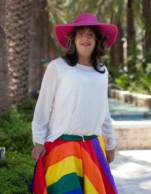 Tel Aviv: Gay orthodox Jewish man is one of Israels few religious drag queens