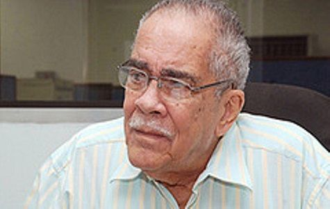 Murio la madrugada de este lunes el reconocido periodista, Radhamés Gómez Pepín, director del periodico El Nacional.