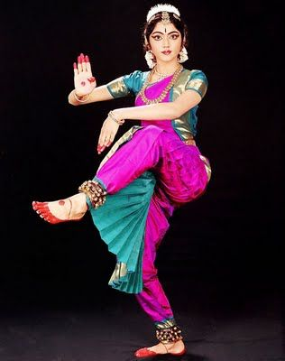 Classical Indian Dance.