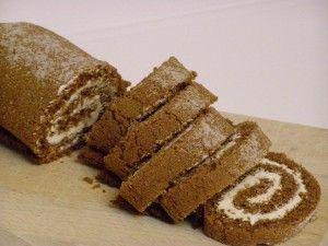 Drömrulltårta | Finax Glutenfritt