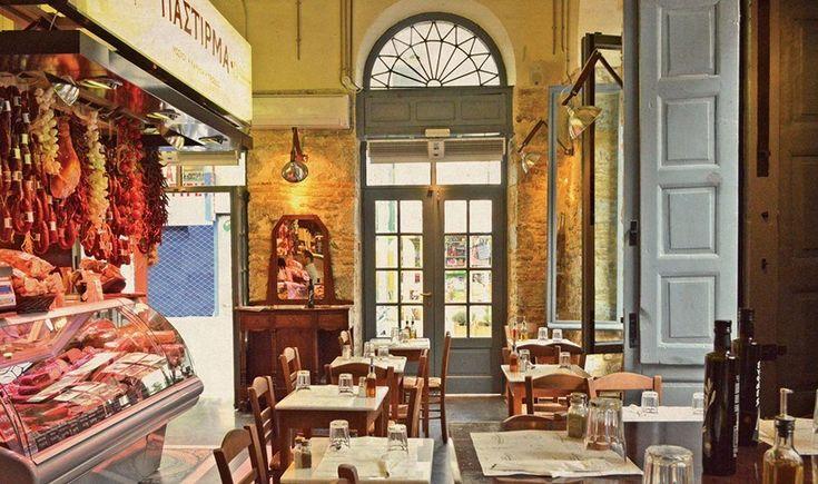 Αθήνα: 7 ξεχωριστά εστιατόρια-παντοπωλεία