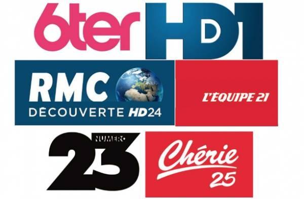 HD1, RMC Découverte, 6ter : la montée en puissance des nouvelles chaines de la TNT continue > http://myclap.tv/le-blog/entry/hd1-rmc-decouverte-6ter-la-montee-en-puissance-des-nouvelles-chaines-de-la-tnt-continue