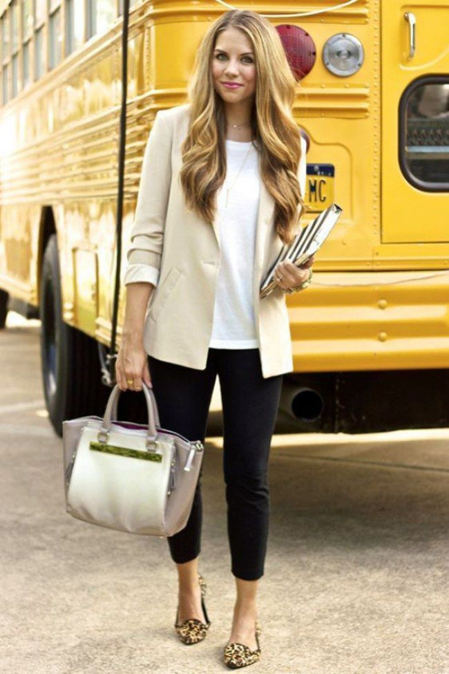 "10 Style Staples Every Woman Should Have In Their Wardrobe"" Dressy Blazer. For more ideas, click the picture or visit www.sofeminine.co.uk"