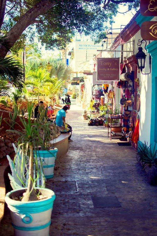 Thursday evenings the art district of San José del Cabo opens for a weekly art walk. (@Kaitlyn Marie Marie Watson Brown)