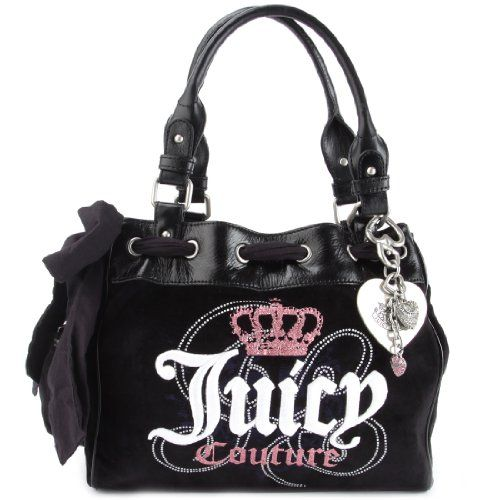 #JUICY COUTURE Crown Glitter Daydreamer Tote #Bag Purse #Handbag Black-One Size $139.00 http://www.azondealextreme.info/clothing/handbags/juicy-couture-crown-glitter-daydreamer-tote-bag-purse-handbag-black-one-size-139-00-juicy-couture-crown-glitter-daydreamer-tote-bag-purse-handbag-cozy-up-to-our-super-soft-daydreamer-roomy-enough-to/ JUICY COUTURE Crown Glitter Daydreamer Tote Bag Purse Handbag Cozy up to our super soft daydreamer....