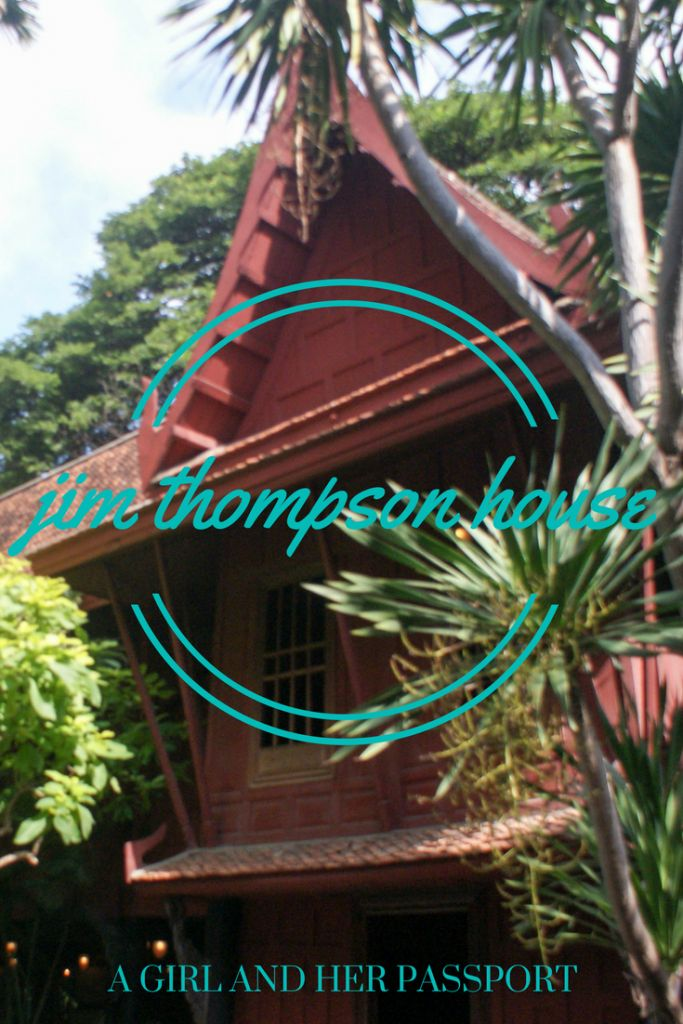 The Jim Thompson House and Museum is a must see, but learn why it also tells of an unsolved mystery. See this when you go to Bangkok, Thailand.