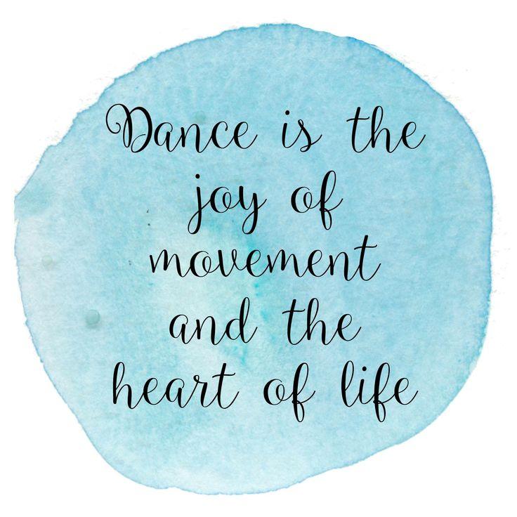 135 Best Dance Quotes Images On Pinterest