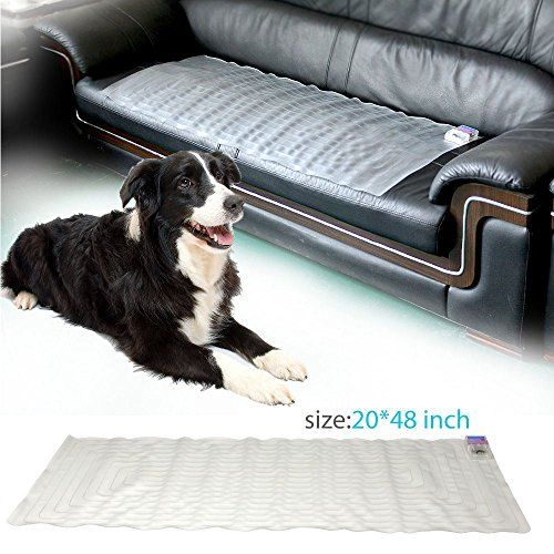 Best price on Electronic Pet Dog Cat Training Shock Mat Scat Mat Pad 3 Size Automatic Indoor (20*48 inch)  See details here: http://allforpetsshop.com/product/electronic-pet-dog-cat-training-shock-mat-scat-mat-pad-3-size-automatic-indoor-2048-inch/    Truly the best deal for the brand new Electronic Pet Dog Cat Training Shock Mat Scat Mat Pad 3 Size Automatic Indoor (20*48 inch)! Take a look at this budget item, read buyers' comments on Electronic Pet Dog Cat Training Shock Mat Scat Mat Pad…