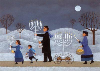 How To Celebrate Hanukkah!