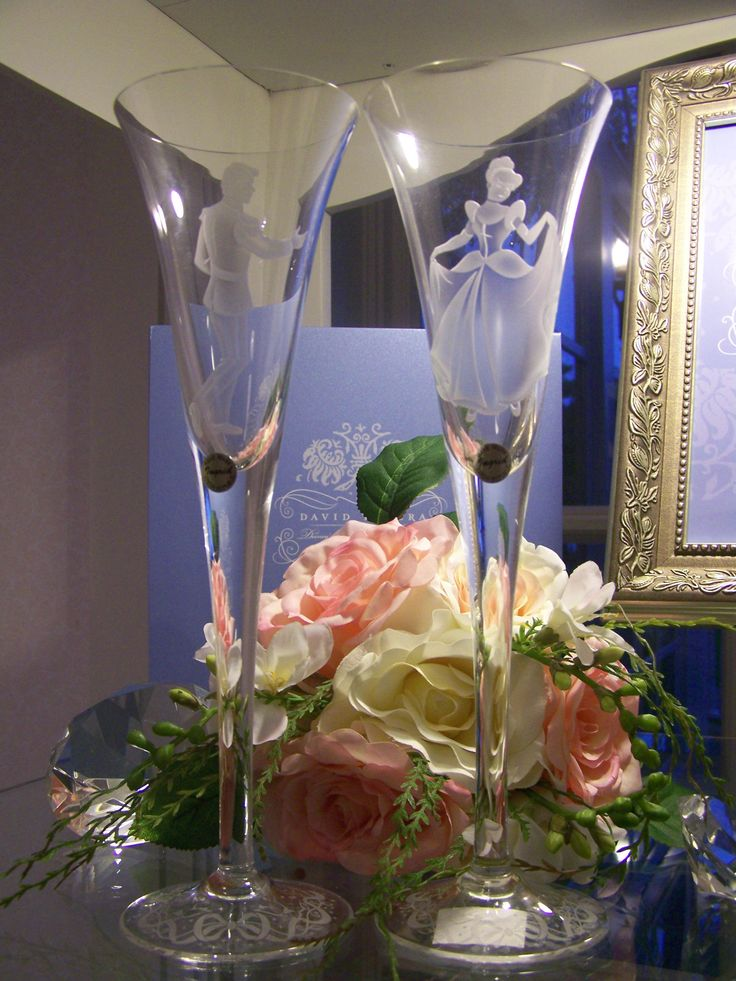 Cinderella and Prince Charming Flutes