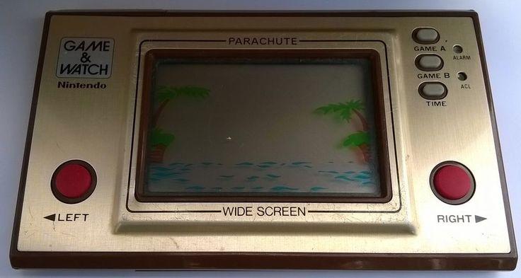 Console de jeu Vidéo - Nintendo Game & Watch Parachute - PR-21