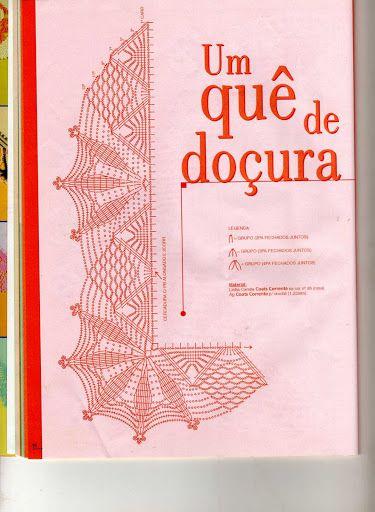 REVISTA DE CROCHE - marcia morais - Álbuns da web do Picasa