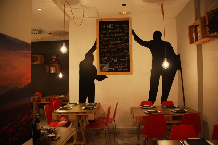 10 best nuestro restaurante images on pinterest - Lamparas originales ...
