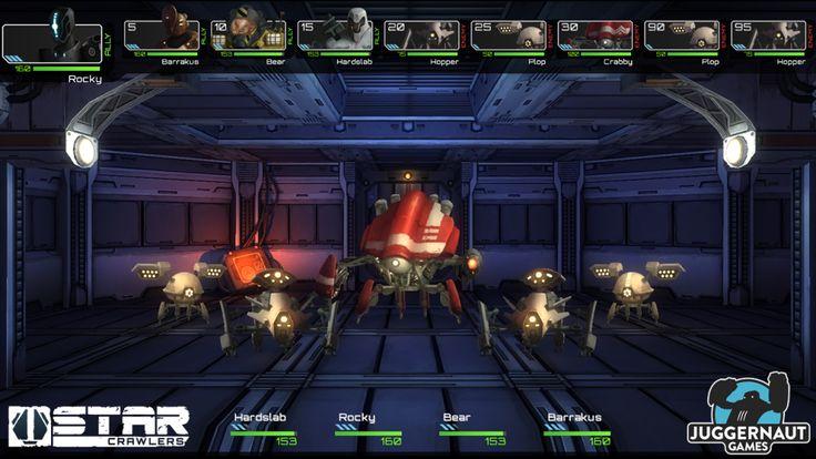 StarCrawlers Combat UI