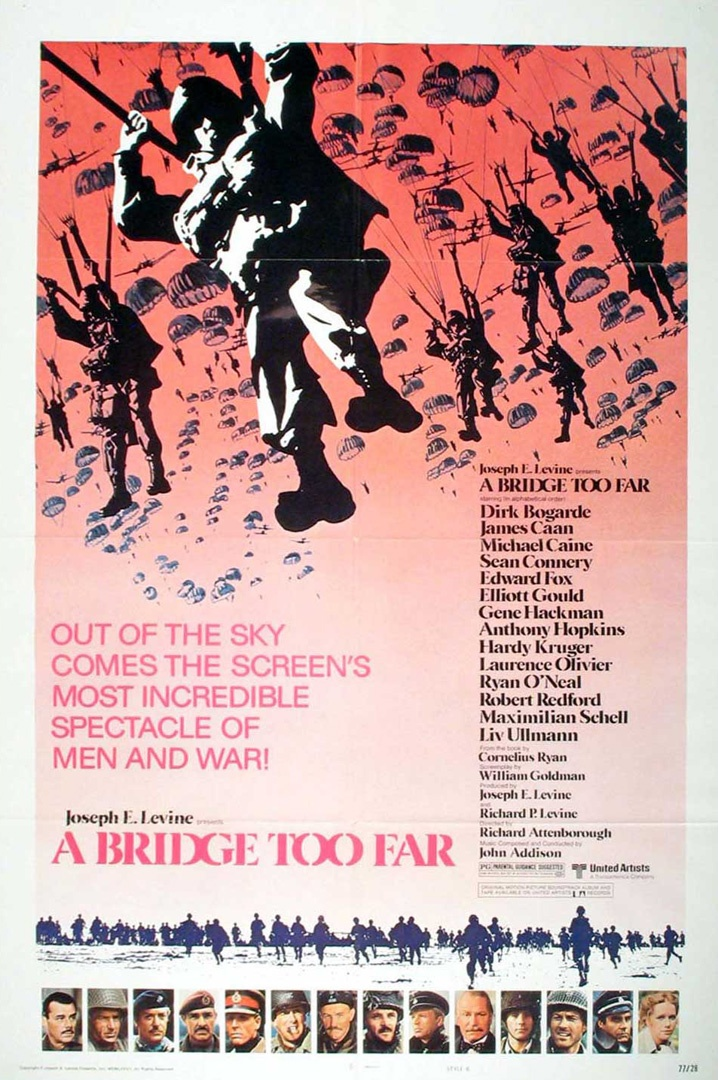 a bridge too far free  movie