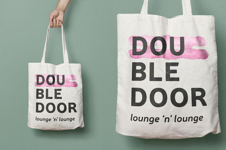 archventil_doubledoor_bar_identity (13)  #archventil #doubledoor #brandidentity #visualidentity #bar #lounge #looknfeel #logo #brandmark #tagline #brandmanual #colorpalette #type #pattern #shape #icon #black #rose #green