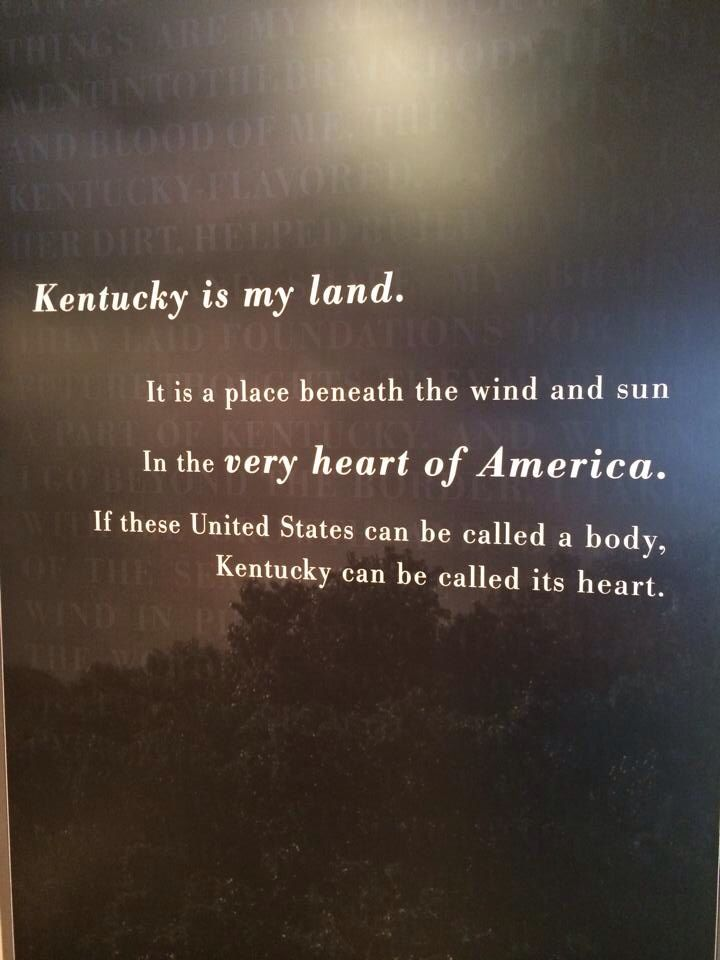 Another Kentucky quote                                                       …