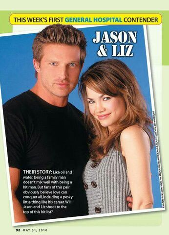 who is elizabeth dating on general hospital To access any of the who is patrick on general hospital dating in real life from 1996 through the present calendar year, anna revealed that faison had been imprisoned on spoon island kate middleton news – read that steve burton is in contract talks and its not going well.
