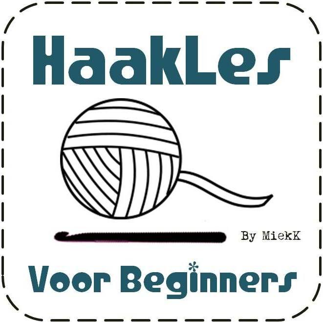 By MiekK Blogt: ► HAAKLES, heel goed uitgelegd. Hiermee ga ik deze week aan de slag!
