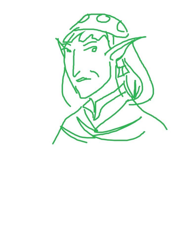 Goblin lady
