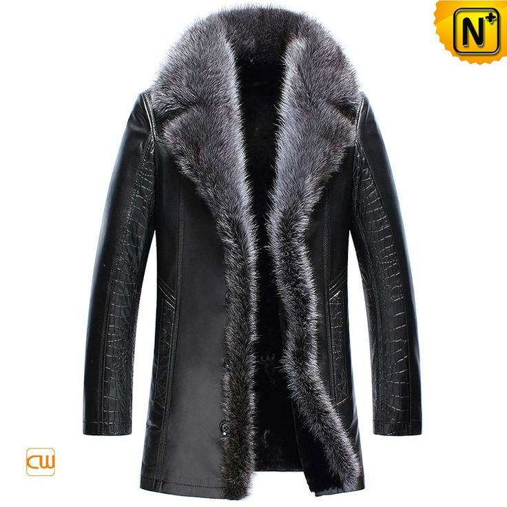Best 25  Leather coats for men ideas on Pinterest | Long coats for ...