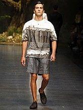 футболка, мужская, серая, бежевая, с принтом, шорты, мужские, серые, полосатые, выше колен, мокасины, мужские, коричневые, кожаные, с животным принтом, змея