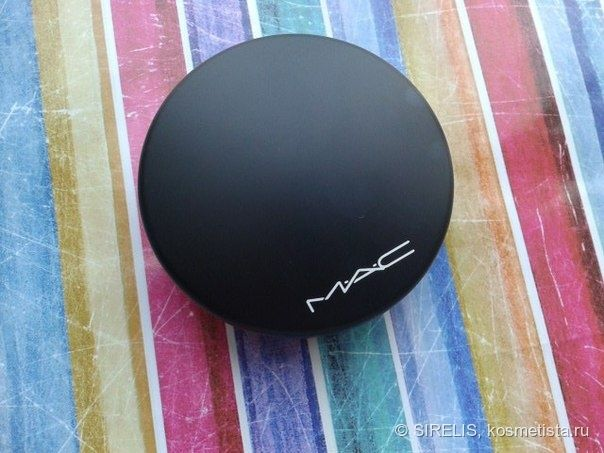 MAC Mineralize Skinfinish Natural в оттенке Medium