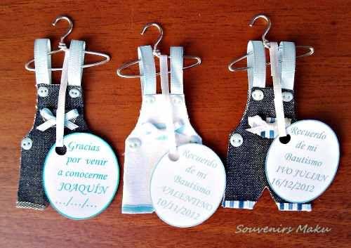 Souvenirs Nacimiento Nena Y Varon, Baby Shower, Bautismo ...