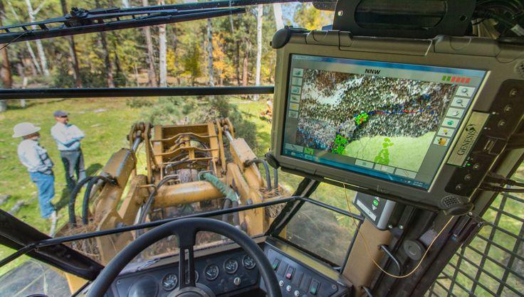 Nature Conservancy gives forest management a digitalmakeover