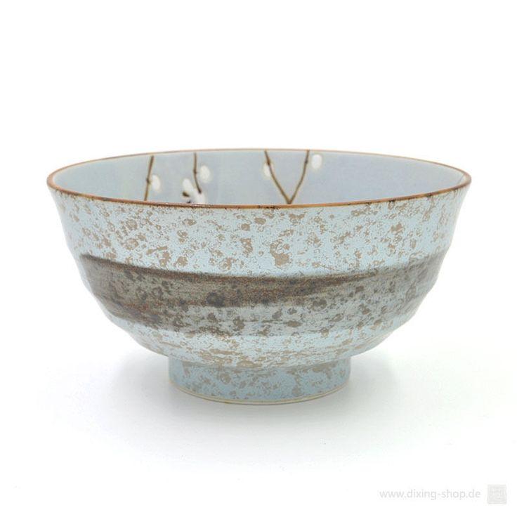 Japan Porzellanschale Soshun Obstschale Salatschale Ramenschale Müslischale bowl
