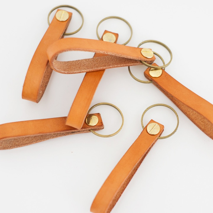 CAMP | LEATHER KEY STRAP
