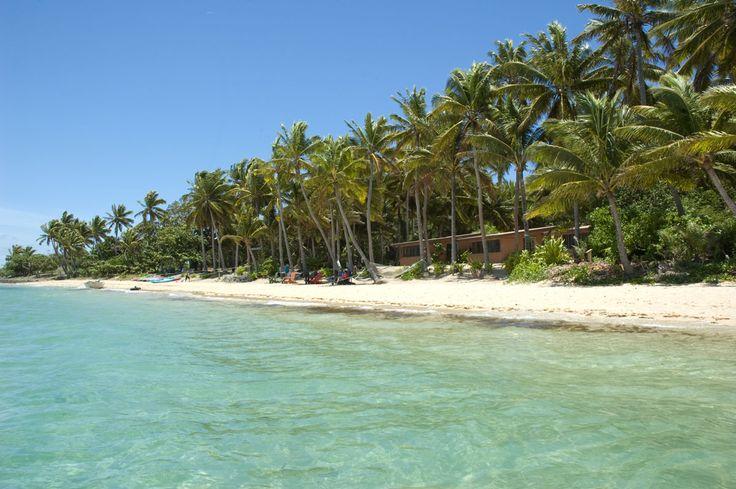 Destination of the Day #19 - Nananu-i-Ra Island, Fiji