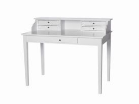 Bureau wit inrichting pinterest for Ikea fusion tafel