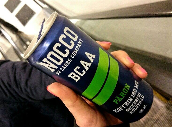 NOCCO, No Carbs Company, BCAA