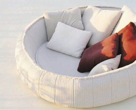 outdoor soft furnishings