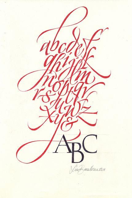 alfabeto minuscole | Flickr: Intercambio de fotos
