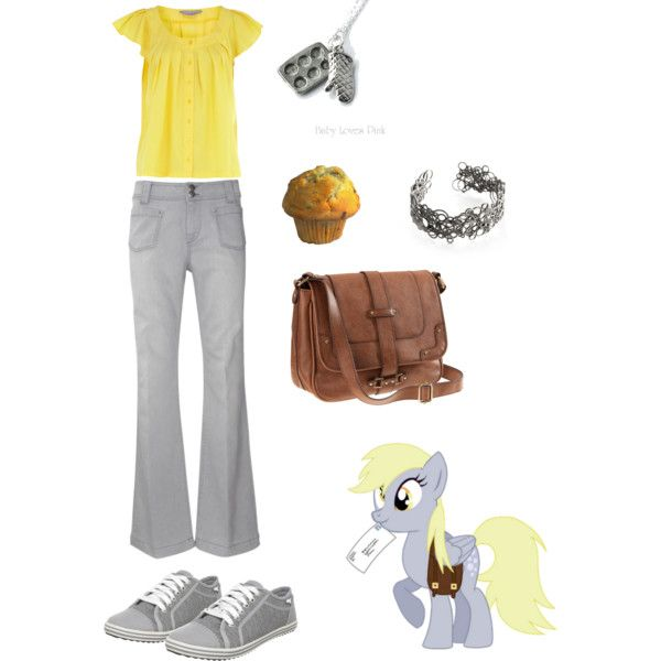 Derpy Hooves Outfit