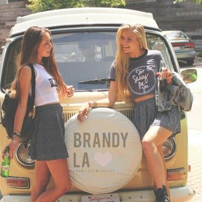 Right now I'm technically not eligible to have a job because I'm not sixteen yet. I think it would be fun to work at a store like Brandy Melville when I do turn sixteen this summer.