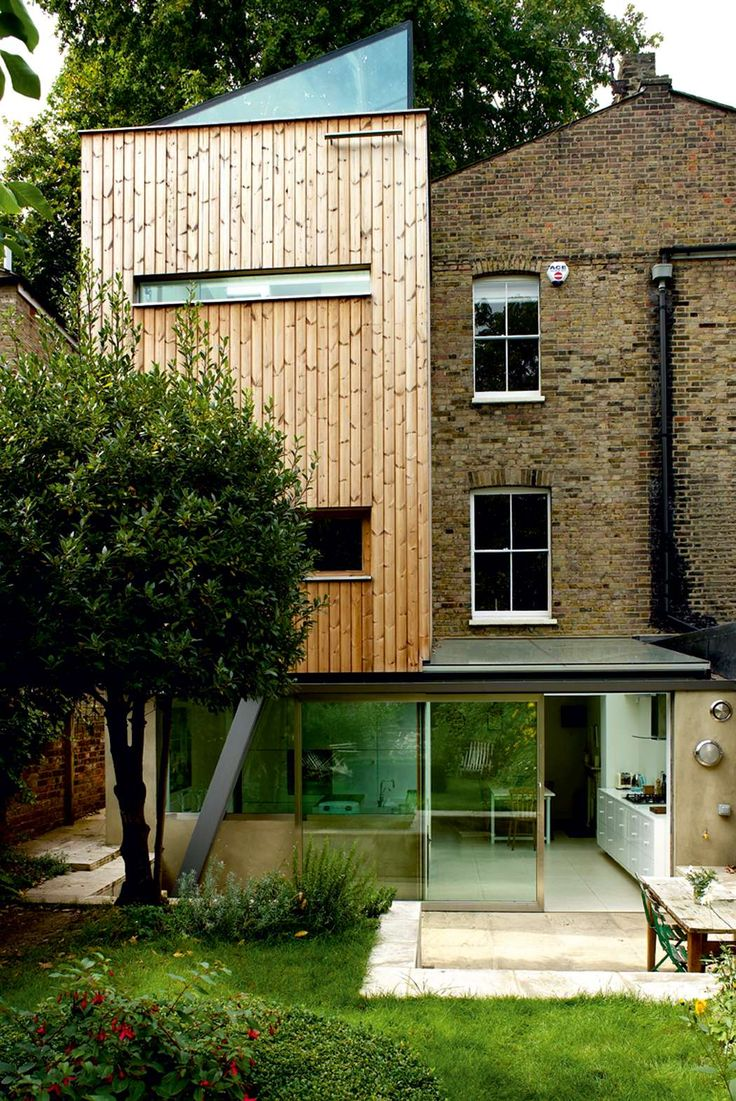 A Contemporary timber Extension | Homebuilding & Renovating