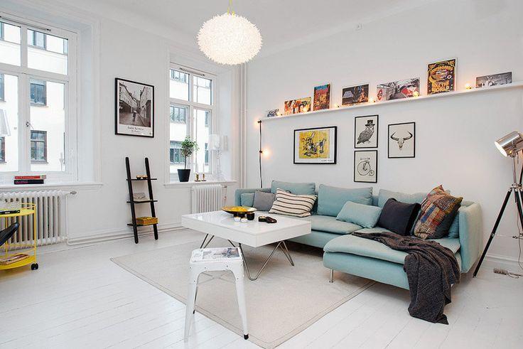 As 10 leis da decoração em apartamentos alugados